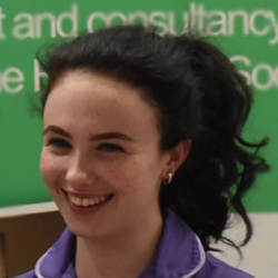 Sorcha Downey of Southern Regional College