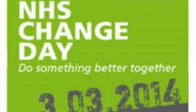 NHS Change Day logo