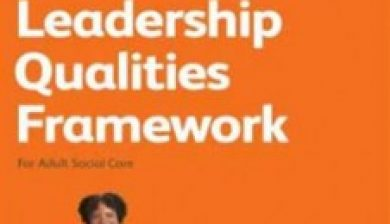 Leadership Qualities Framework Report Cover