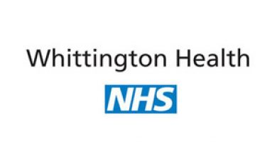 Whittington-Health-NHS logo
