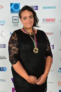 Tara Smith - Gold Medal Winner photograph