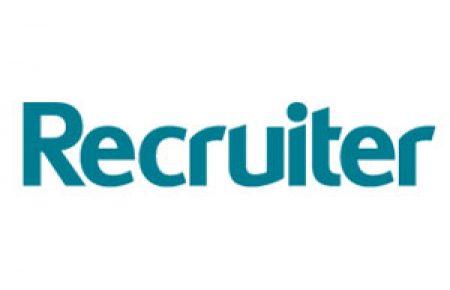 Recruiter Magazine Logo
