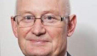 Photograph of Martin Cheeseman OBE
