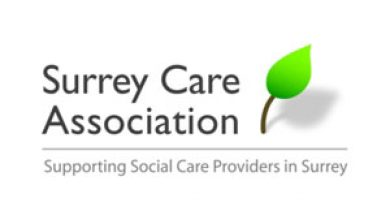 Surrey Care Association logo