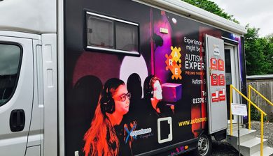 Autism Reality Experience Bus picture