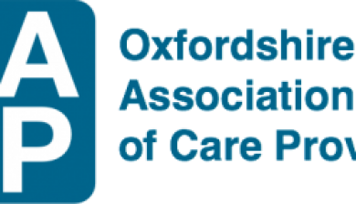 Oxfordshire Association of Care Providers Logo